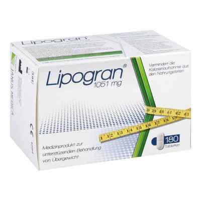 Lipogran tabletki  zamów na apo-discounter.pl