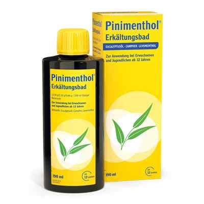 Pinimenthol Erkältungsbad ab 12 Jahre  zamów na apo-discounter.pl