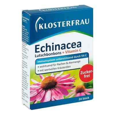 Klosterfrau Echinacea cukierki  zamów na apo-discounter.pl