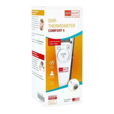 Aponorm Fieberthermometer Ohr Comfort 4  zamów na apo-discounter.pl