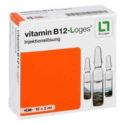 Vitamin B12-Loges ampułki do iniekcji  zamów na apo-discounter.pl