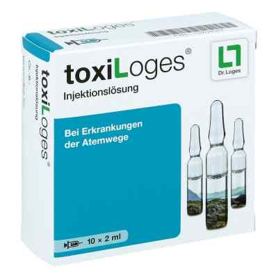 Toxi Loges Injektionslösung Ampullen  zamów na apo-discounter.pl