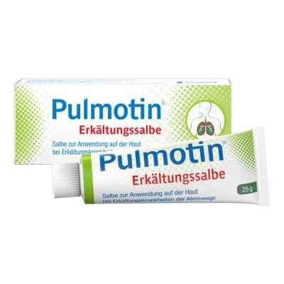 Pulmotin Erkältungssalbe  zamów na apo-discounter.pl