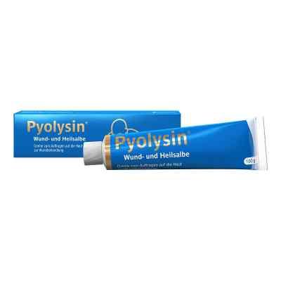 Pyolysin Wund- und Heilsalbe  zamów na apo-discounter.pl