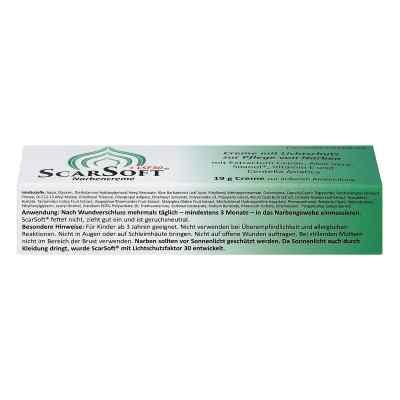 Scarsoft Lsf 30 Narben Creme  zamów na apo-discounter.pl