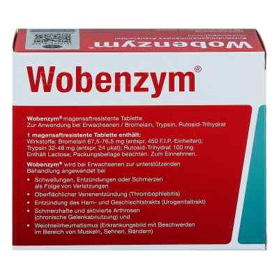 Wobenzym tabletki dojelitowe  zamów na apo-discounter.pl