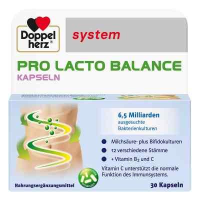 Doppelherz Pro Lacto Balance system kapsułki  zamów na apo-discounter.pl