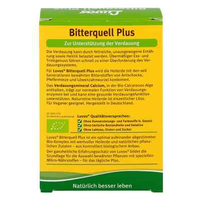 Luvos Heilerde Bio Bitterquell Plus Kapseln  zamów na apo-discounter.pl