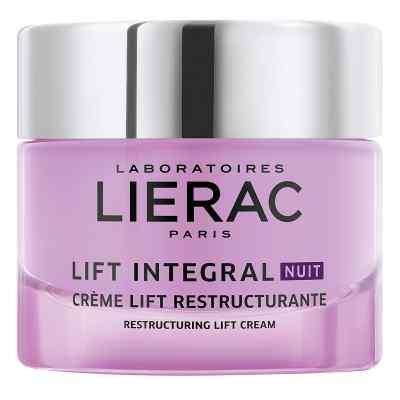 Lierac Lift Integral krem liftingujący na noc  zamów na apo-discounter.pl