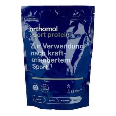 Orthomol Sport Protein proszek  zamów na apo-discounter.pl