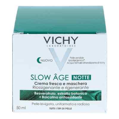 Vichy Slow Age krem-maska na noc  zamów na apo-discounter.pl
