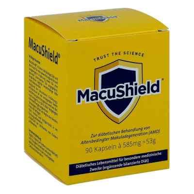 Macushield kapsułki  zamów na apo-discounter.pl