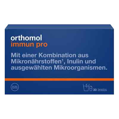 Orthomol Immun pro granulat/ kapsułka  zamów na apo-discounter.pl