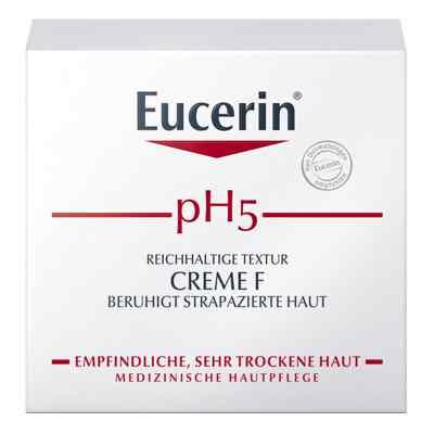 Eucerin pH5 Creme F empfindliche Haut  zamów na apo-discounter.pl