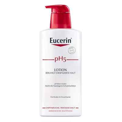 Eucerin pH5 Lotion mit Pumpe empfindliche Haut  zamów na apo-discounter.pl