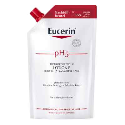 Eucerin pH5 Lotion F Nachfüll empfindliche Haut  zamów na apo-discounter.pl