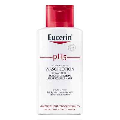Eucerin pH5 lotion do kąpieli do skóry wrażliwej.  zamów na apo-discounter.pl