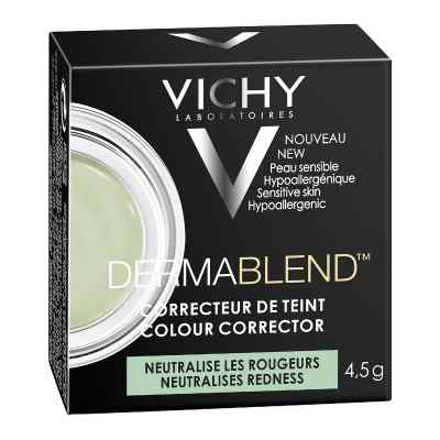 Vichy Dermablend Korrekturfarbe grün krem  zamów na apo-discounter.pl