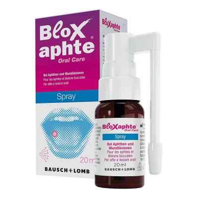 Bloxaphte Oral Care Spray  zamów na apo-discounter.pl