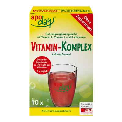 Apoday Vitamin-komplex Proszek  zamów na apo-discounter.pl