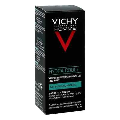 Vichy Homme Hydra Cool+ żel-krem nawilżający  zamów na apo-discounter.pl
