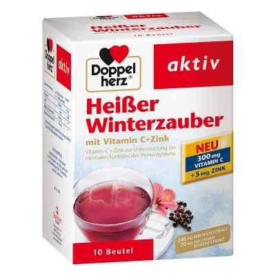 Doppelherz heisser Winterzauber napój w saszetkach  zamów na apo-discounter.pl