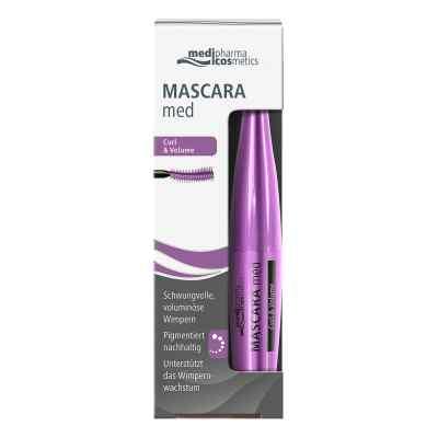 Mascara med Curl & Volume  zamów na apo-discounter.pl