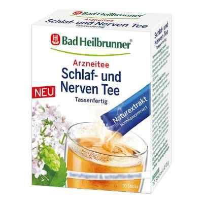 Bad Heilbrunner Herbata ziołowa uspokajająca,  na sen  zamów na apo-discounter.pl