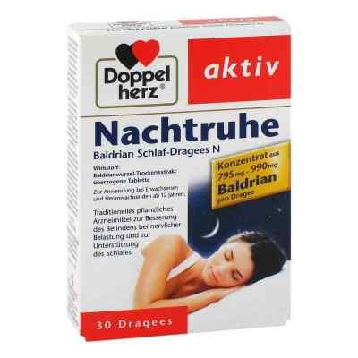 Doppelherz Nachtruhe Baldrian Schlaf-dragees N  zamów na apo-discounter.pl