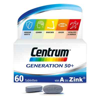 Centrum Generation 50+ Tabletten  zamów na apo-discounter.pl