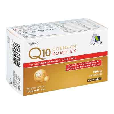 Coenzym Q10 100 mg +wit. i min. Kapsułki  zamów na apo-discounter.pl