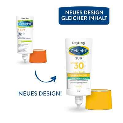 Cetaphil Sun Daylong Spf 30 sens.Gel-Fluid Gesicht  zamów na apo-discounter.pl
