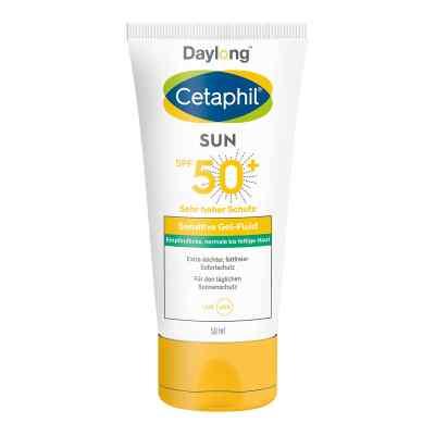 Cetaphil Sun Daylong Spf 50+ sens.Gel-Fluid Gesich  zamów na apo-discounter.pl