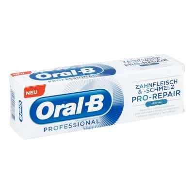 Oral B Professional Zahnfleisch & -schmelz Zahncr.  zamów na apo-discounter.pl