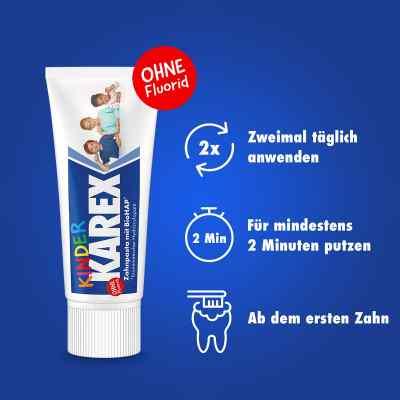 Karex Kinder Zahnpasta  zamów na apo-discounter.pl
