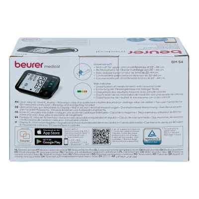 Ciśnieniomierz naramienny Beurer BM54 + Bluetooth  zamów na apo-discounter.pl