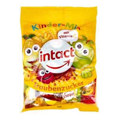 Kinder-Mix owocowe cukierki z dekstrozą dla dzieci  zamów na apo-discounter.pl