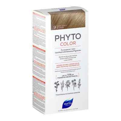 Phytocolor 9 sehr helles blond ohne Ammoniak  zamów na apo-discounter.pl