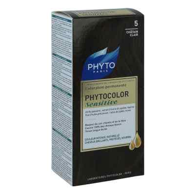 Phytocolor 5.3 helles farba do włosów bez amoniaku jasny złoty b  zamów na apo-discounter.pl
