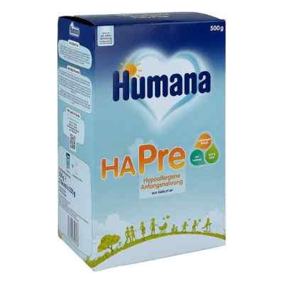 Humana Ha Pre Anfangsnahrung 2019 Pulver  zamów na apo-discounter.pl