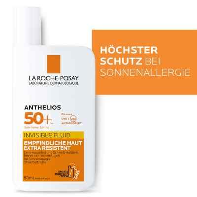 Roche-posay Anthelios Shaka Fluid Lsf 50+  zamów na apo-discounter.pl