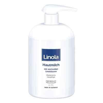 Linola Hautmilch Spender  zamów na apo-discounter.pl