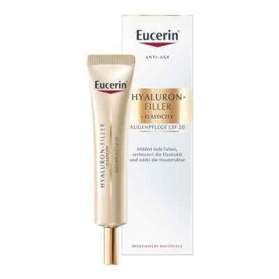 Eucerin Anti-age Hyaluron-Filler + Elasticity krem pod oczy  zamów na apo-discounter.pl