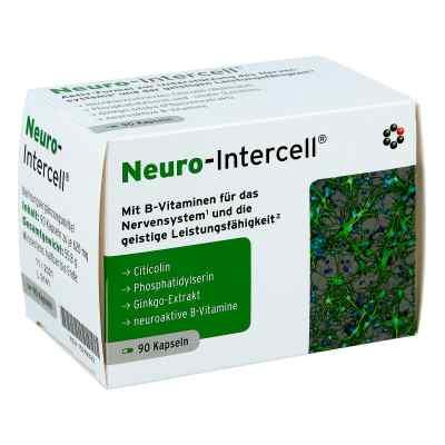 Neuro-intercell kapsułki 90 szt. od INTERCELL-Pharma GmbH PZN 15262533
