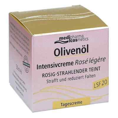 Olivenöl Intensivcreme Rose legere Lsf 20  zamów na apo-discounter.pl