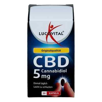 Lucovital Cannabidiol Kapseln 5 mg  zamów na apo-discounter.pl