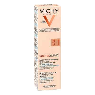 Vichy Mineralblend Make-Up podkład nawilżający Nr11 granite 30 ml od L'Oreal Deutschland GmbH PZN 15293479