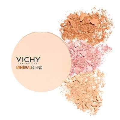 Vichy Mineralblend puder trójkolorowy nadający blask  zamów na apo-discounter.pl