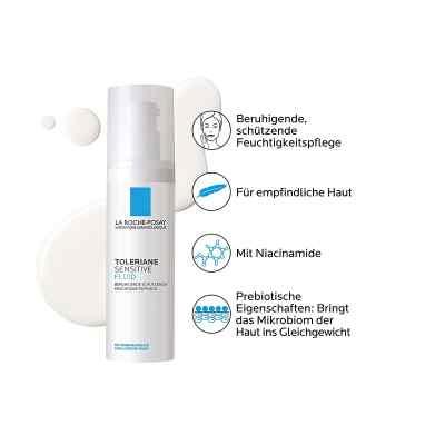 La Roche Posay Toleriane Sensitive Fluid  zamów na apo-discounter.pl