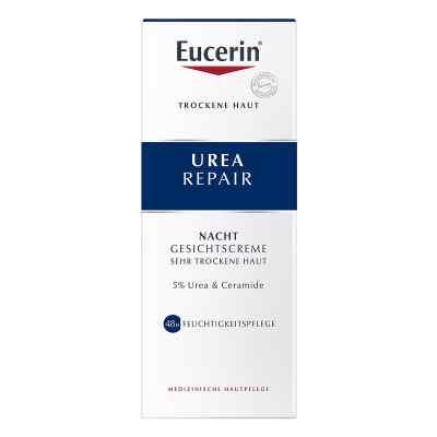Eucerin Urearepair 5% krem na noc  zamów na apo-discounter.pl